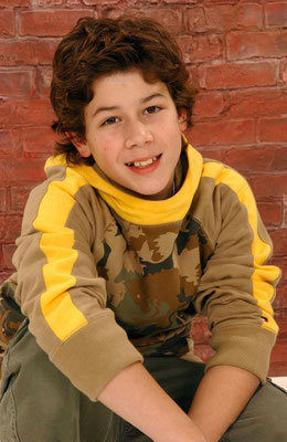 'Nicholas Jonas' photoshoot session, November 2nd 2004  6:08:46 pm. By Anothony Cutajar, NY.