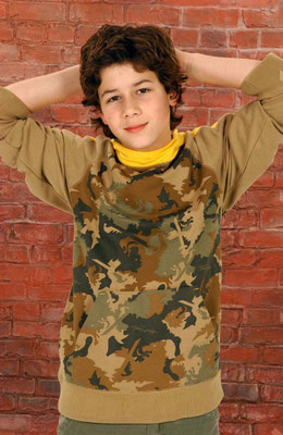 'Nicholas Jonas' photoshoot session, November 2nd 2004  6:08:04 pm. By Anothony Cutajar, NY.