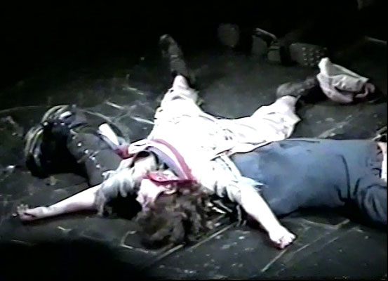 Death of Gavroche