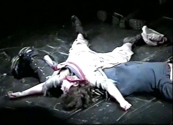Death of Gavroche