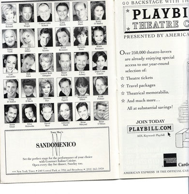 headshots, dated July 2001