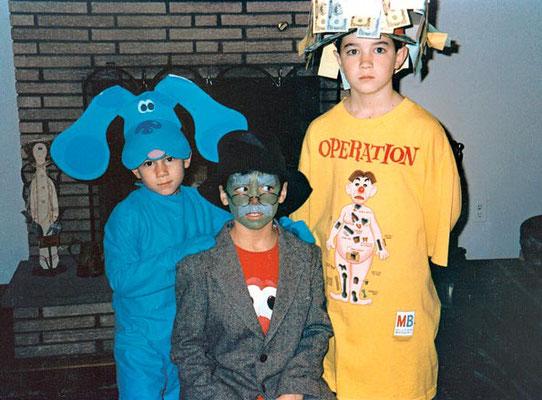 Halloween, 1998 in N.J.