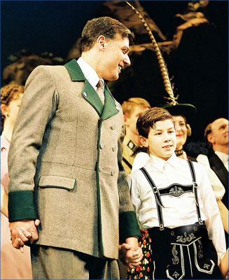 Openining night curtain call- Credit Broadway world