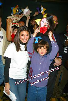 Seventh Annual Kids Night On Broaway Benefit Announced - CREDIT: NJB (edited image)