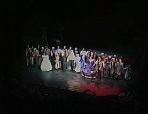 May 18th 2003. Final Curtain Call.