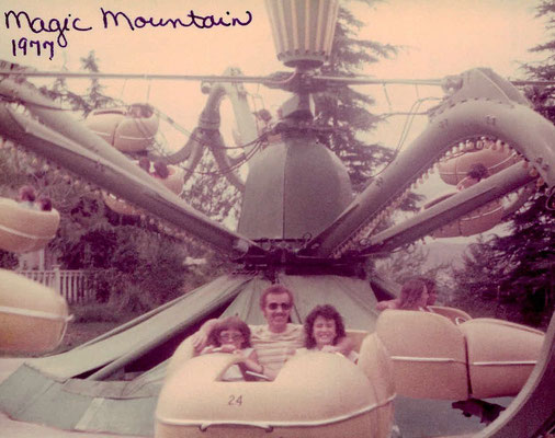 Jerry with Denise and Susan.