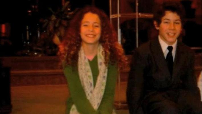 Tiffany Giardina and Nicholas Jonas
