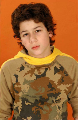 'Nicholas Jonas' photoshoot session, November 2nd 2004  5:57:37 pm. By Anothony Cutajar, NY.