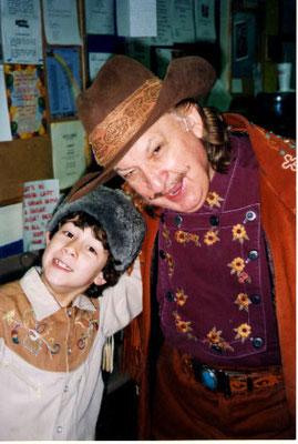 Gerry Vichi with Nicholas - credit nicholasjonas.com