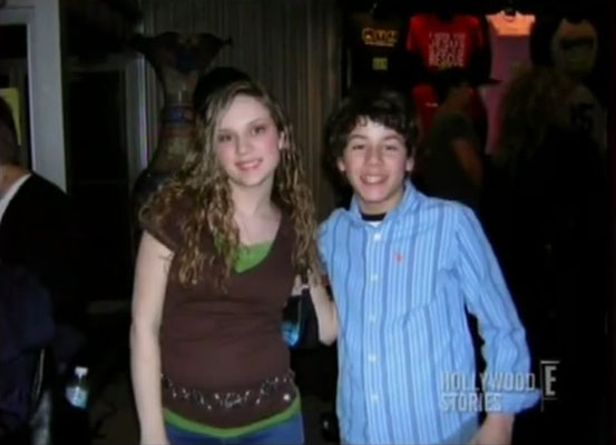 Nick and Mandy.