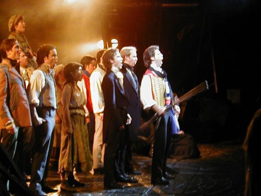 One Day More, May 18th 2003, thanks to the Les Miserables Broadway Alumni!
