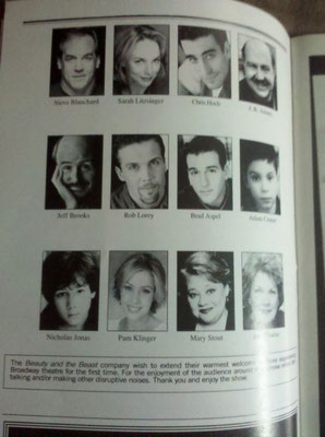 cast photos (June 2002) - Credit ebay