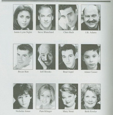 cast headshots (Oct 2002) from Ebay