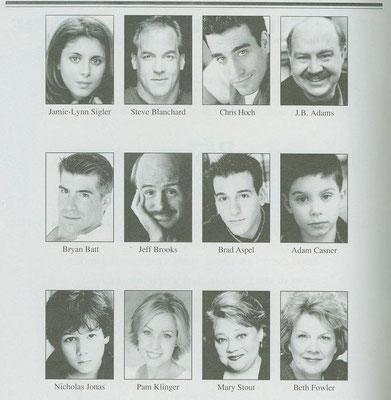 cast headshots (Oct 2002) from Ebay