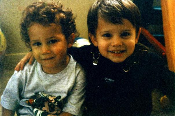 Nick and Brandon were good friends.