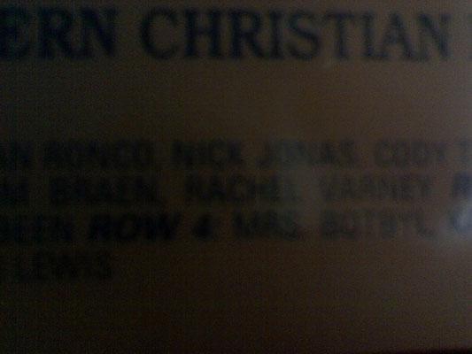 Nick's name below previous one.