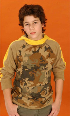 'Nicholas Jonas' photoshoot session, November 2nd 2004  5:57 pm. By Anothony Cutajar, NY.