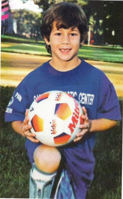 Soccer Nicholas.