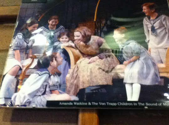 S.O.M. picture inside the Paper Mill Playhouse - Credit NJB