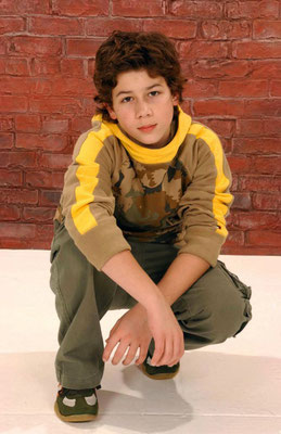 'Nicholas Jonas' photoshoot session, November 2nd 2004  6:08:28 pm. By Anothony Cutajar, NY.