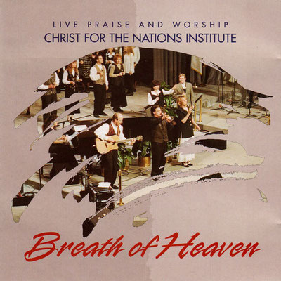Breath Of Heaven CD.