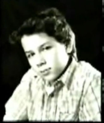 'Nicholas Jonas' photoshoot session, 2004
