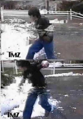 Old Jonas home video- Nick skateboarding