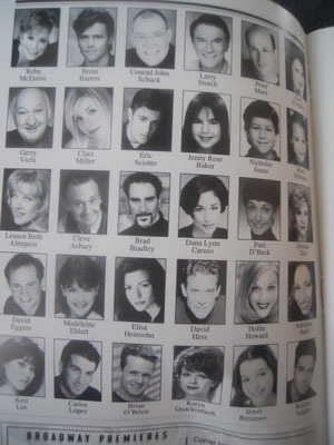 the cast pictures (April 2001)