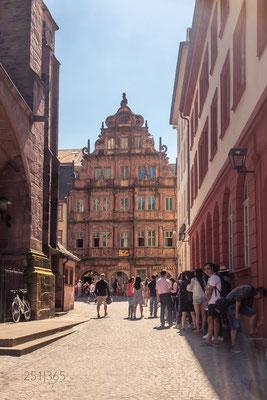 251|365 07.08.2016 - Hotel Ritter, Heidelberg