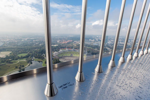 317|365 12.10.2016 - Olympiaturm