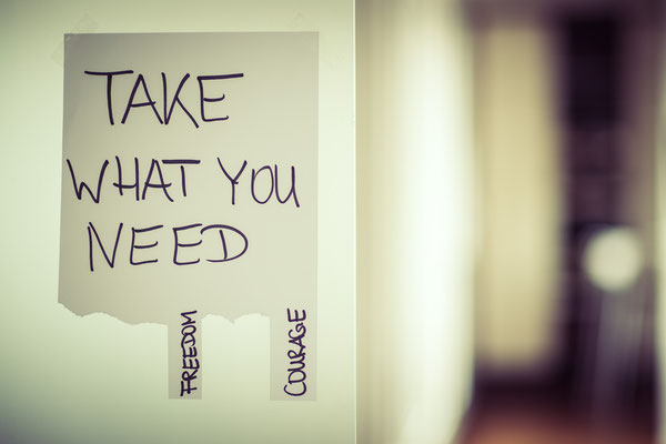 95|365 04.03.2016 take what you need