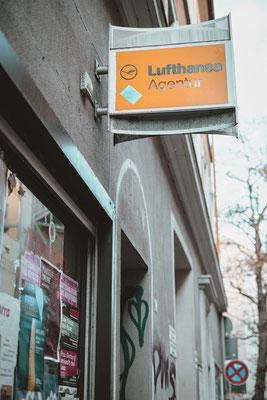 Lufthansa Agentur
