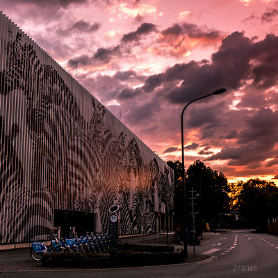 273|365 29.08.2016 - Parkhaus Zoo Heidelberg