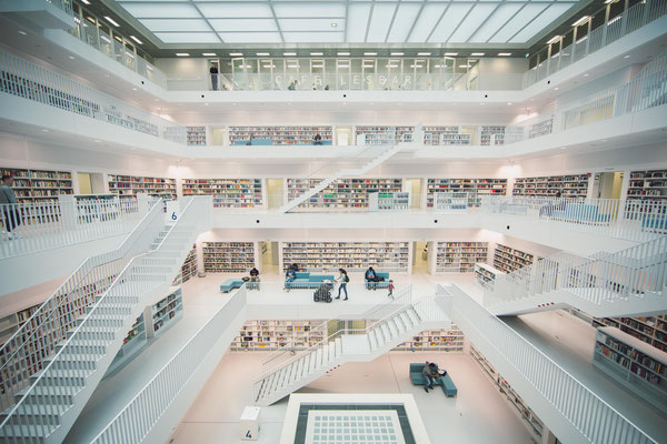 163|365 11.05.2016 - Stadtbibliothek Stuttgart (Architekt: Eun Young Yi)