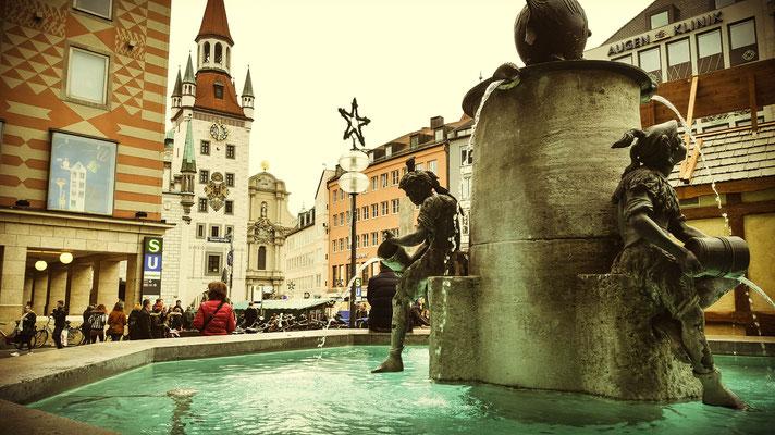 19/365 19.12.2015 - Marienplatz, München