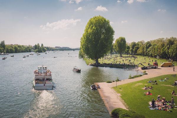 159|365 07.05.2016 - Badefeeling an der Neckarwiese