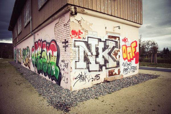 44|365 13.01.2016 - Graffiti, Bahnstadt - Heidelberg