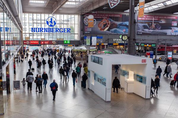 311|365 06.10.2016 - Münchner Hauptbahnhof