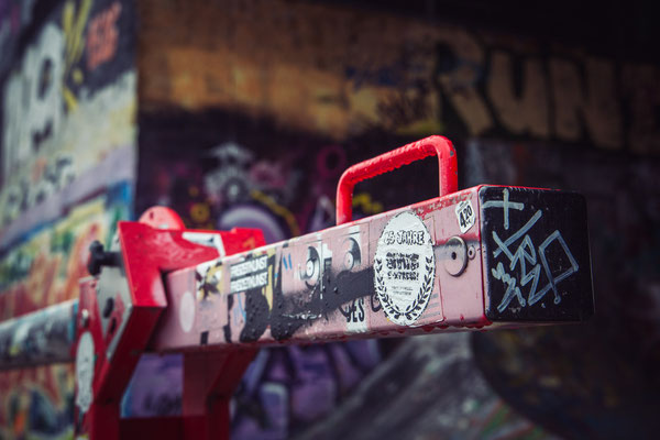 96|365 05.03.2016 Graffiti am Skaterplatz