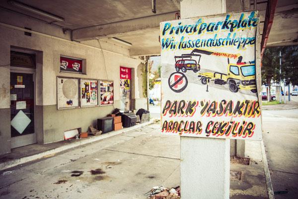 88|365 26.02.2016 - Privatparkplatz in Neckargemünd