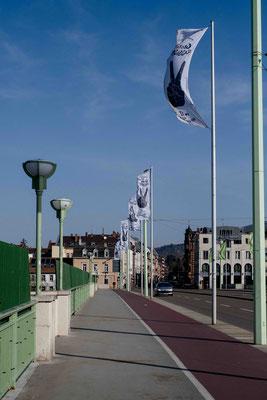 Theodor-Heuss-Brücke, Heidelberg