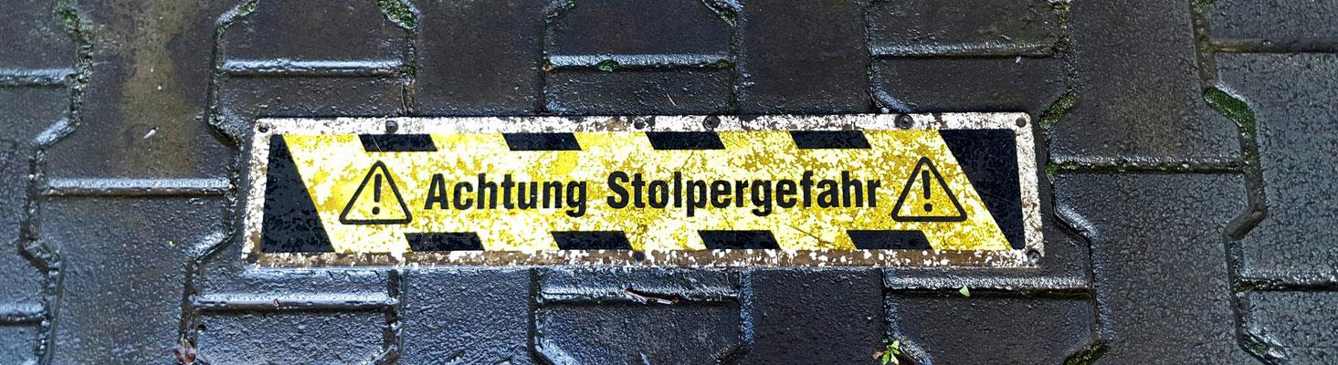 06/365 - 06.12.2015 - Achtung Stolpergefahr