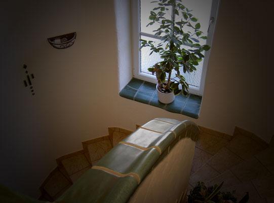 - die Lösung für gemauerte Stiegengeländer