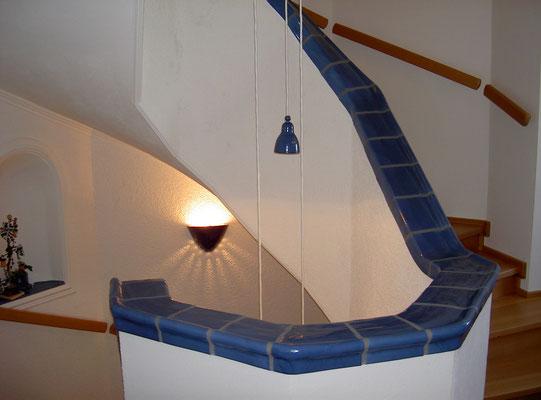 stimmungsvolles Treppenhaus