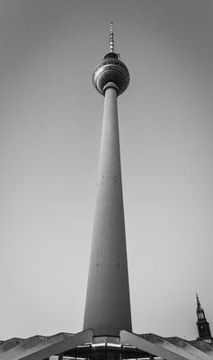 Das Wahrzeichen von Berlin - Berliner Fernsehturm
