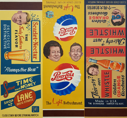 Gemälde 687,MATCHBOX Vol 2, Acryl auf Leinwand, 2021,140 x 150  cm