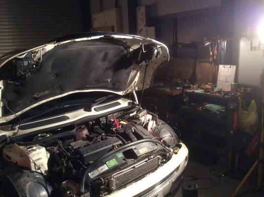 自動車電装修理取付 BMWミニ www.e-arts.net/