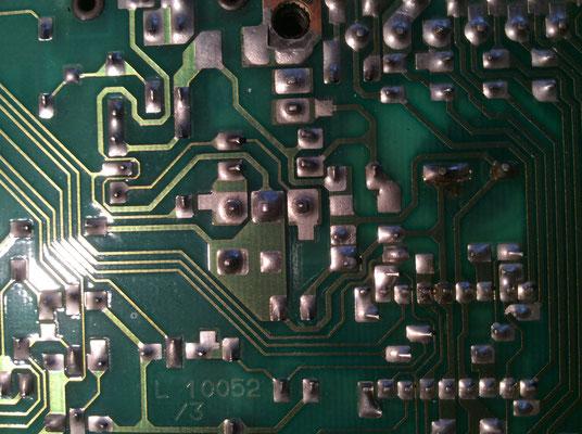 自動車電装部品、エアコンパネル、電子部品の基盤点検、補修、ハンダ修理 www.e-arts.net/