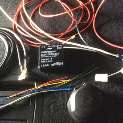 後付持込電気部品の取付加工 www.e-arts.net/