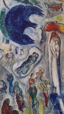 Marc Chagall - la vie 1964
